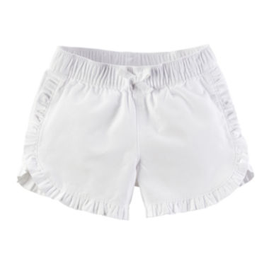 jcpenney.com | Carter's Pull-On Shorts Toddler Girls