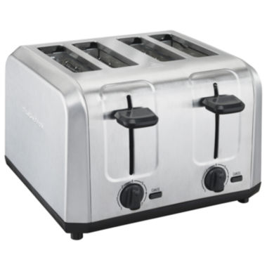 jcpenney.com | Hamilton Beach® Brushed Stainless Steel Toaster