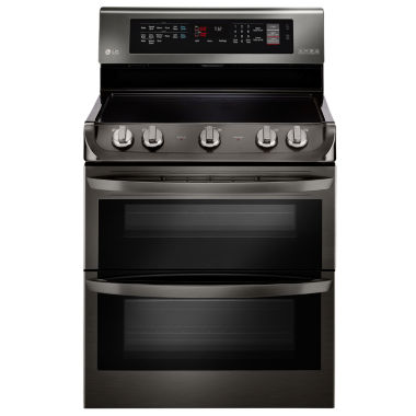 jcpenney.com | LG 7.3 cu. ft. Electric Double Oven Range