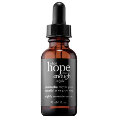 jcpenney.com | philosophy When Hope Is Not Enough Nightly Restorative Serum