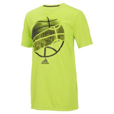 adidas graphic t - shirt grande ragazzi h & m