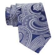 Stafford® Cash Paisley Silk Tie