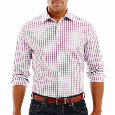 jcpenney.com | Claiborne® Slim-Fit Button-Down Shirt