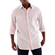TailorByrd® Woven Shirt-Big & Tall