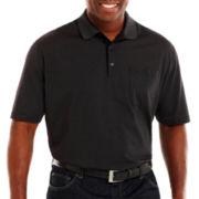 Van Heusen® Feeder–Striped Polo Shirt–Big & Tall