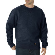 Dickies® Heavyweight Fleece Crewneck Sweatshirt–Big & Tall