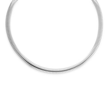 jcpenney.com | Made in Italy Sterling Silver Domed Omega Chain Necklace