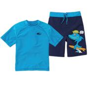 Arizona Rash Guard or Swim Trunks – Boys 4-7