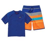 Arizona Rash Guard or Swim Trunks – Boys 8-20