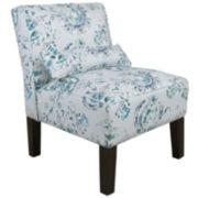 Olivia Armless Chair
