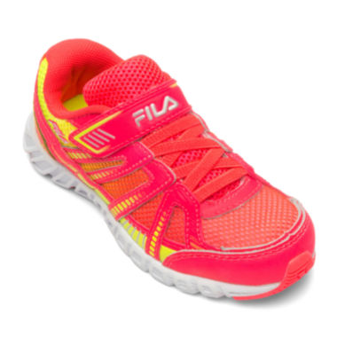jcpenney.com | Fila® Volcanic Runner 5 Girls'  Running Shoes - Little Kids