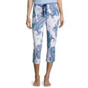 Liz Claiborne® Capri Pajama Pants
