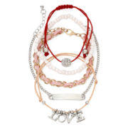 Arizona Love Charm 5-pc. Bracelet Set