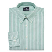 Stafford® Travel Winkle Free Oxford Dress Shirt