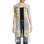 Ransom Girl™ Sunset Crochet Vest