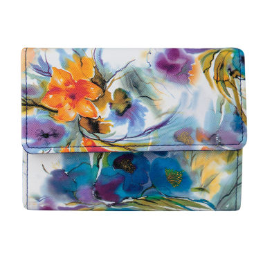 jcpenney.com | Mundi® Amsterdam Watercolor Print Indexer Wallet