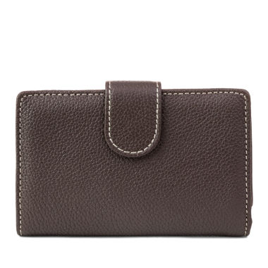 jcpenney.com | Mundi® S&P Leather Indexer Wallet