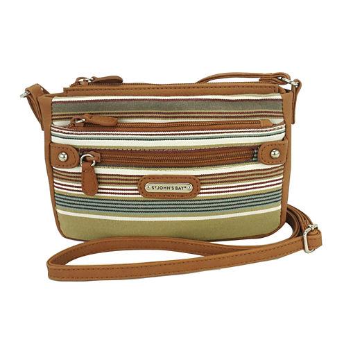 St. John's Bay Micro Mini Sleek Crossbody Bag