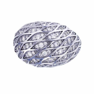 jcpenney.com | Sterling Silver Rhodium Bee Hive Fashion Ring