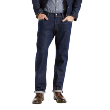 jcpenney.com | Levi's 501 Original Fit Stretch Jeans- Big & Tall