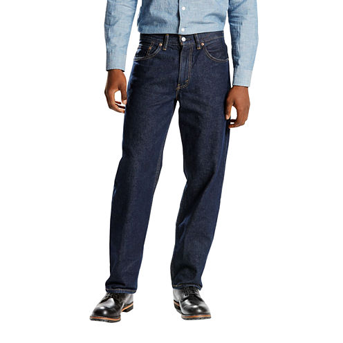 Levi's Stretch Relaxed Fit Jeans-Big and Tall