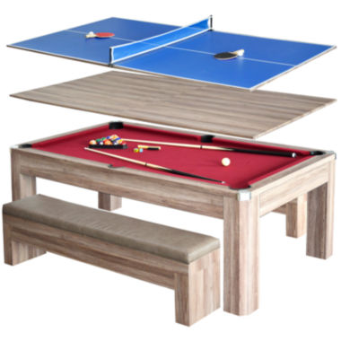 jcpenney.com | Hathaway Newport 7-Ft Pool Table