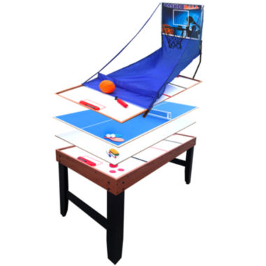 jcpenney.com | Hathaway Accelerator 54-In 4-In-1 Game Table