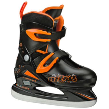 jcpenney.com | Lake Placid Nitro 8.8 Adjustable Ice Skates - Boys