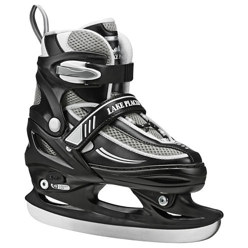 Lake Placid Summit Adjustable Ice Skates - Boys