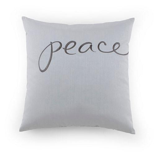 Kathy Davis Solitude Square Throw Pillow