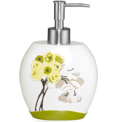 Popular Bath Canteen Flower Soap Dispenser