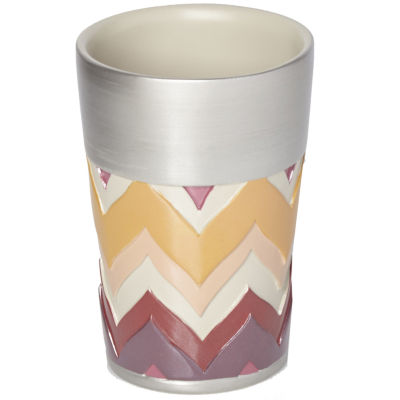 Popular Bath Flame Stitch Tumbler