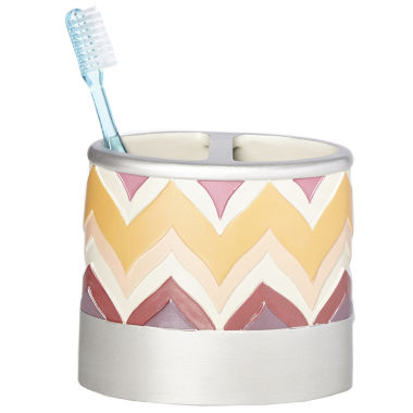 jcpenney.com | Popular Bath Flame Stitch Toothbrush Holder