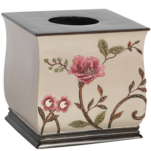 Popular Bath Larrisa Tissue Box Cover