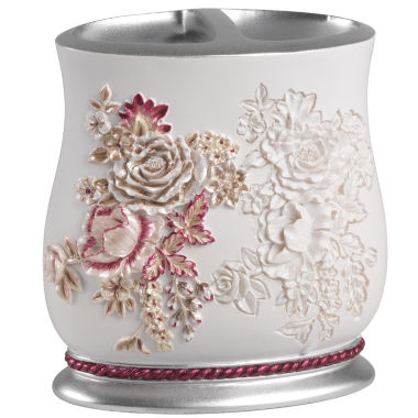 jcpenney.com | Popular Bath Secret Garden Toothbrush Holder