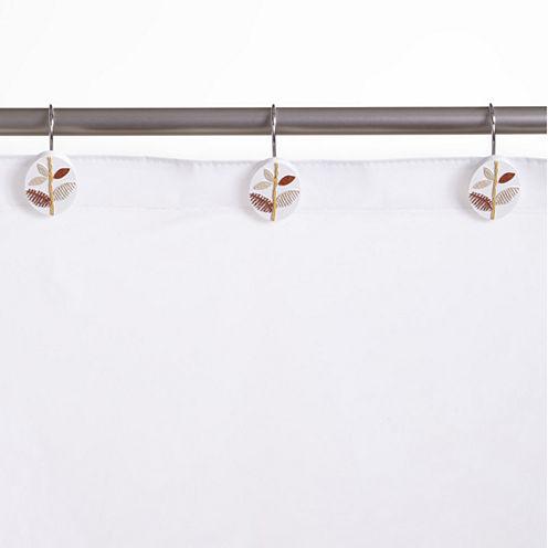 Popular Bath Alysia Shower Curtain Hooks