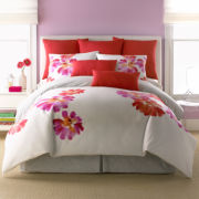JCPenney Home Flower Power Comforter Set & Accessories