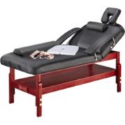 "Master® Massage Montclair Pro 31"" Stationary Massage Table Set"