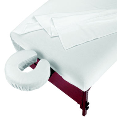 jcpenney.com | Master® Massage 3-pc. Flannel Massage Table Sheet Set