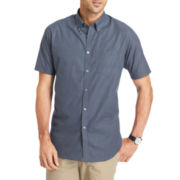 Van Heusen® No-Iron Button-Front Shirt
