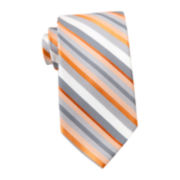 Stafford® Lakeview Stripe Tie