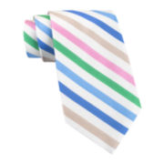 IZOD Striped Tie