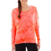 Energie® Tie-Dyed Sweatshirt