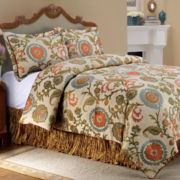 Broome 4-pc. Jacquard Comforter Set