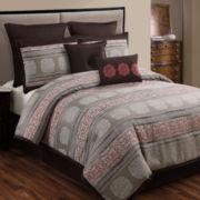 Pauline 8-pc. Jacquard Comforter Set