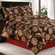 Putnam 4-pc. Jacquard Comforter Set