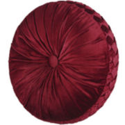 Queen Street® Raphael Tufted Round Decorative Pillow