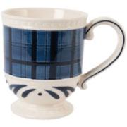 Fitz and Floyd® Bristol Tartan Mug