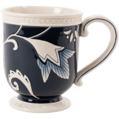 jcpenney.com | Fitz and Floyd® Bristol Floral Mug