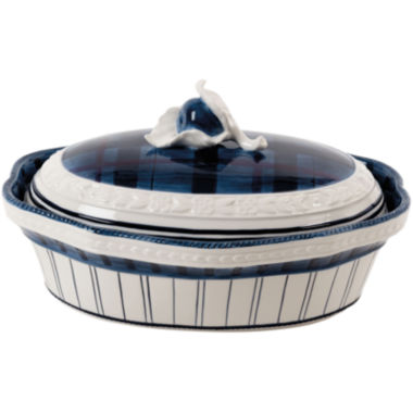 jcpenney.com | Fitz and Floyd® Bristol Covered Serve Dish